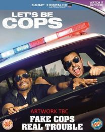 Типа копы / Let's Be Cops (2014 / 1.45 GB / Лицензия) HDRip